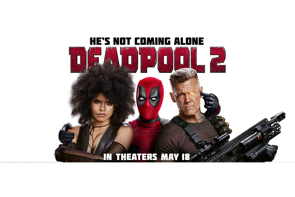 Kreator Komik Asli Menangis Menonton Film Deadpool 2