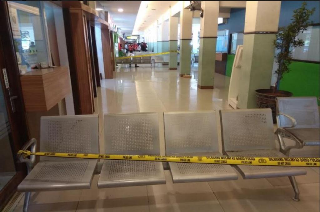 Barang Milik Penumpang Gegerkan Bandara Ahmad Yani