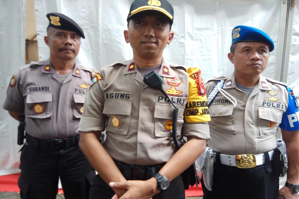 600 Polisi Amankan Debat Pilgub Jabar di UI