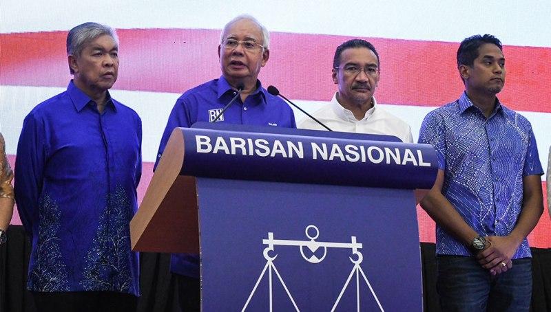 Tuduhan Korupsi Dilayangkan kepada Mantan PM Malaysia Najib Razak