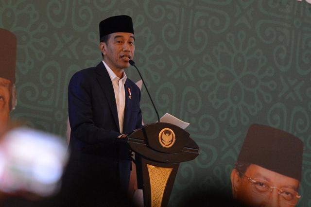 Cerita Jokowi Melihat Bocah Dipasang Bom Sabuk