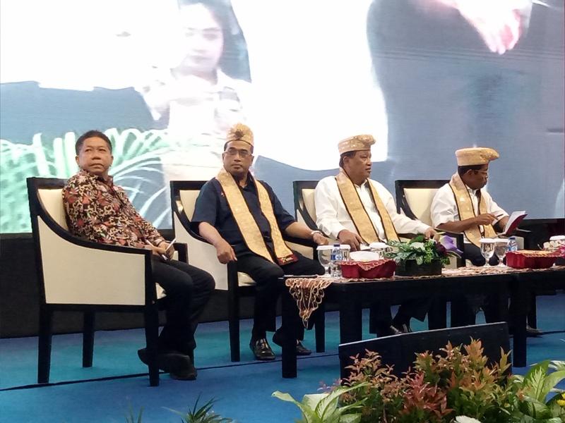 Menhub Hadiri Dialog Nasional di Lampung
