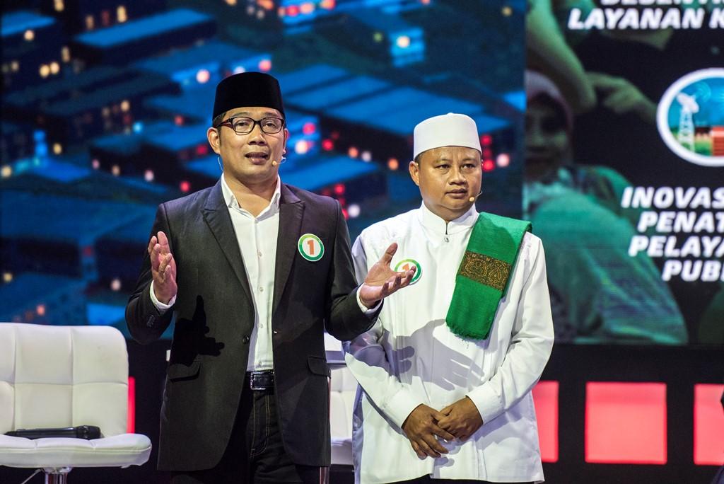 Kang Emil Jual Konsep Pertanian Infus
