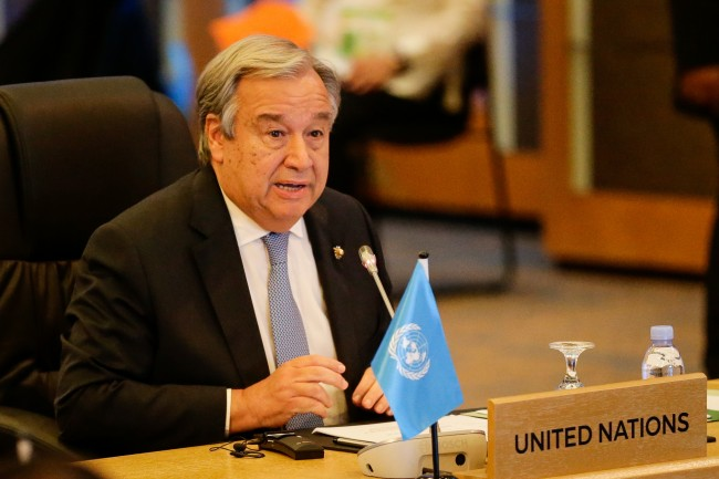 PBB Kecam Serangan Teror di Surabaya