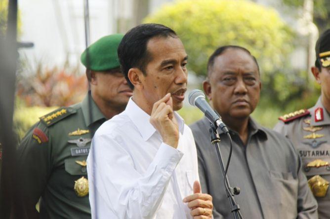 Berada di Bawah 50%, Elektabilitas Jokowi Dinilai Rawan