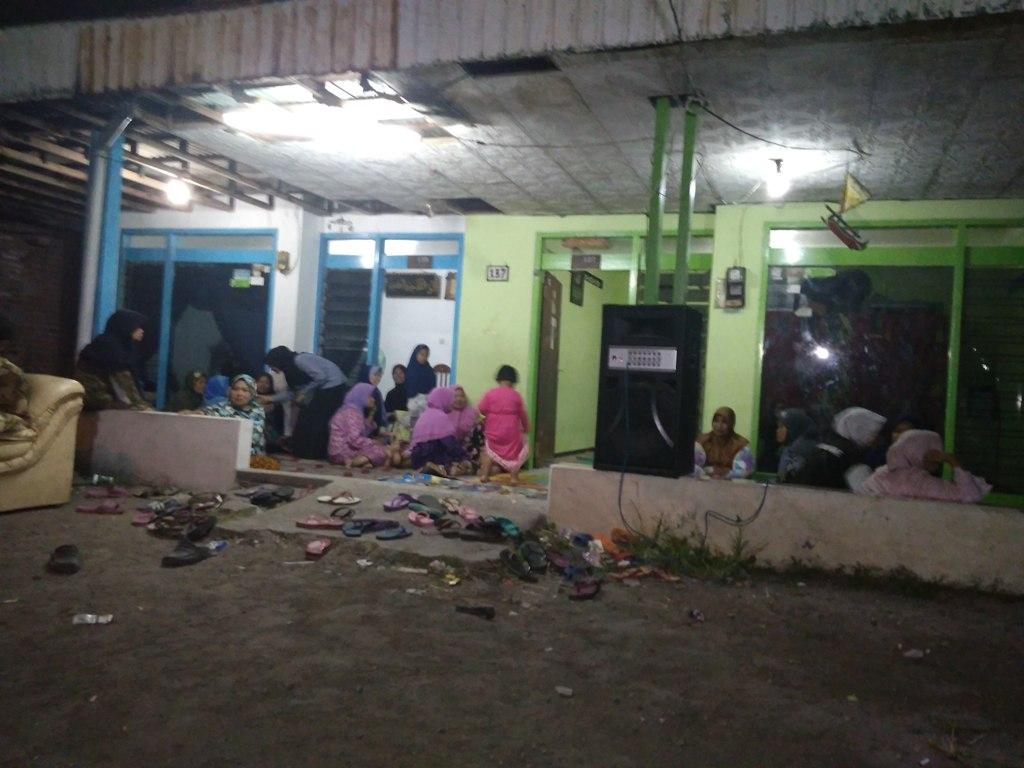 Tak Kunjung Pulang, Nuchin Jadi Korban Ledakan di Surabaya