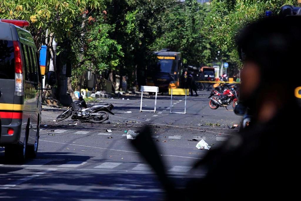 Spanyol Dukung Indonesia Perang Lawan Terorisme