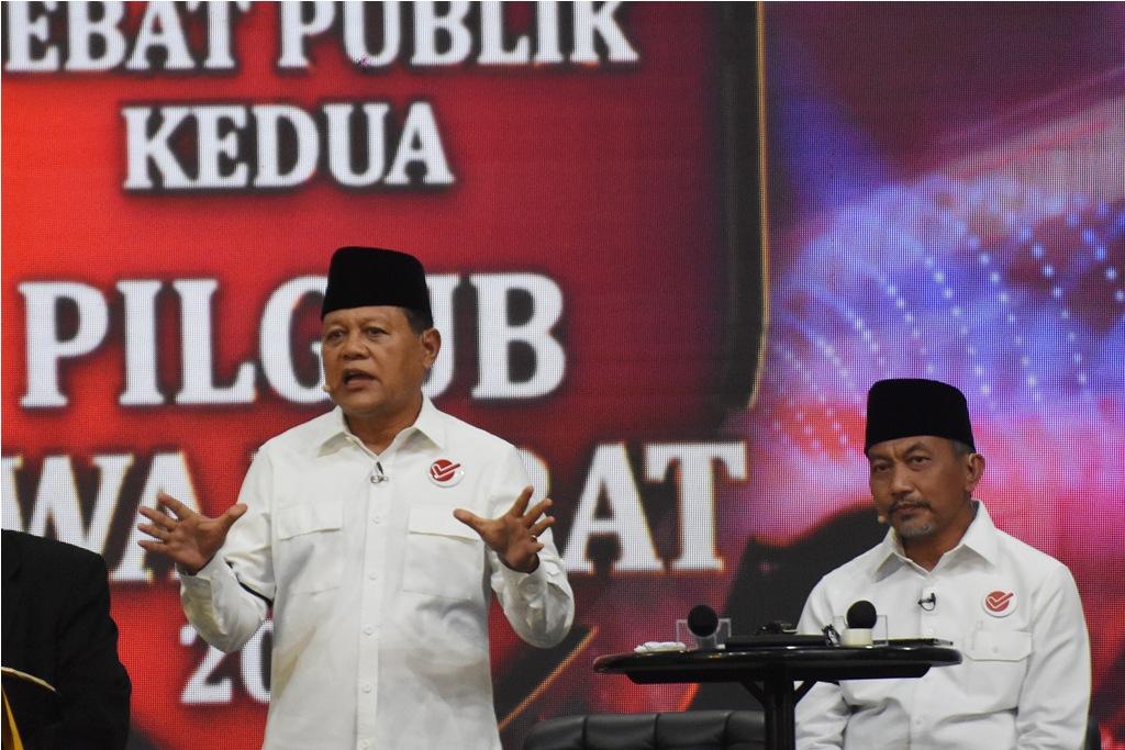 Alasan Sudrajat-Syaikhu Pamer Kaos 2019 Ganti Presiden
