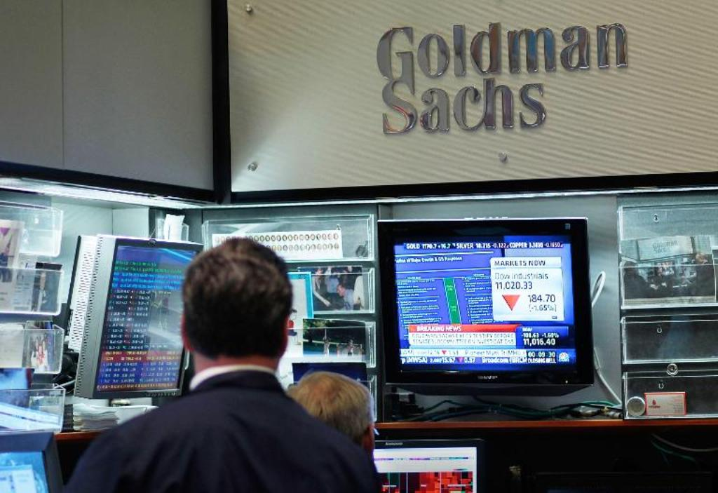 Goldman Sachs Perkirakan Suku Bunga AS Bisa Naik Signifikan