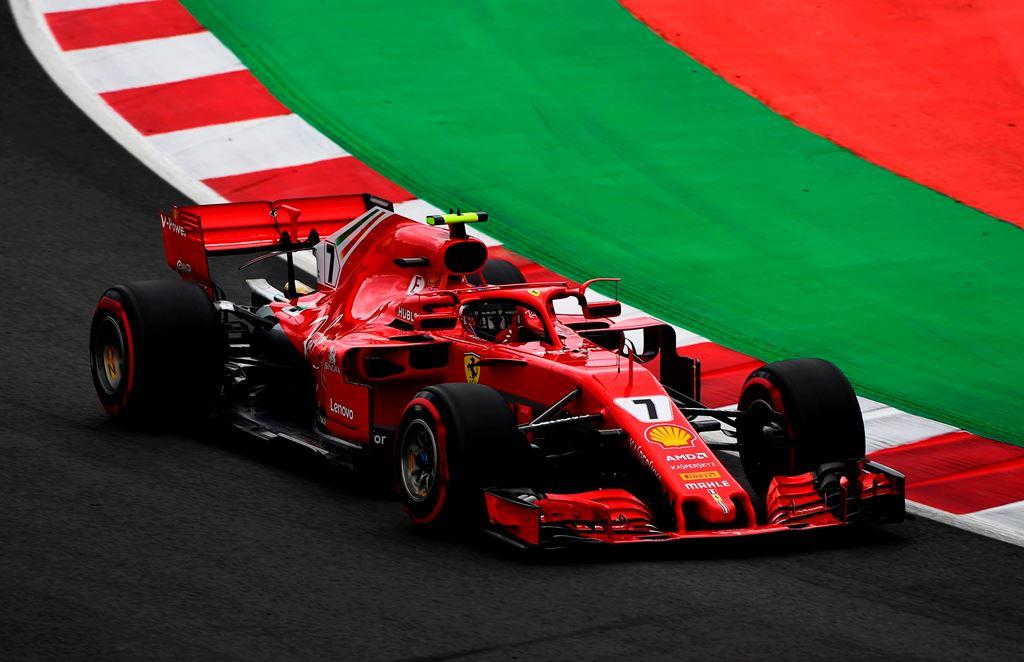Komentar Raikkonen Usai Gagal Finis di GP Spanyol