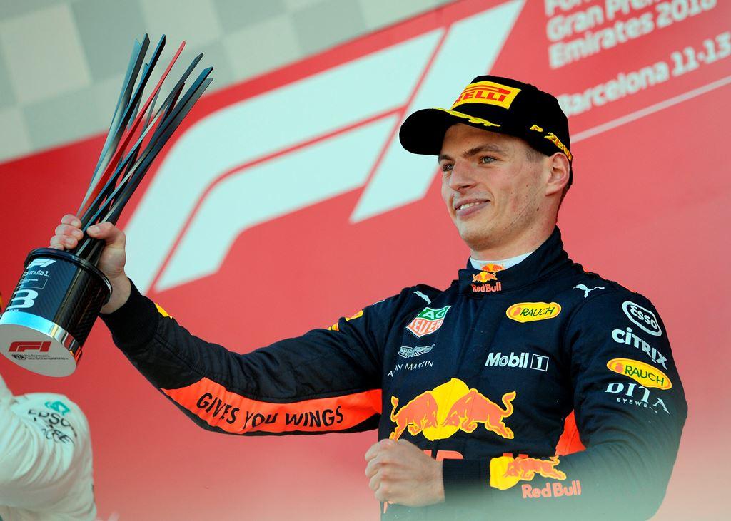 Cerita Verstappen saat Sayap Mobilnya Patah hingga Finis di Posisi Ketiga