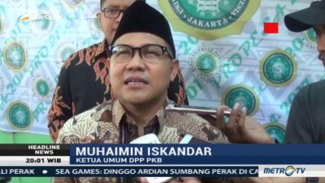 Cak Imin Minta Restu, NasDem: Tergantung Jokowi