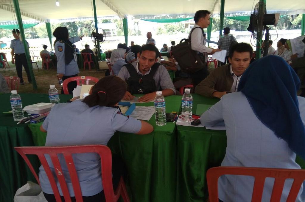Jateng Usulkan Lebih 33 Ribu Formasi PNS Baru