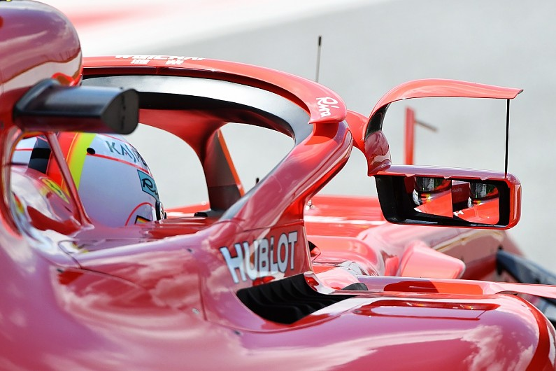 Penyebab Ferrari Ditegur karena Gunakan Spion Baru