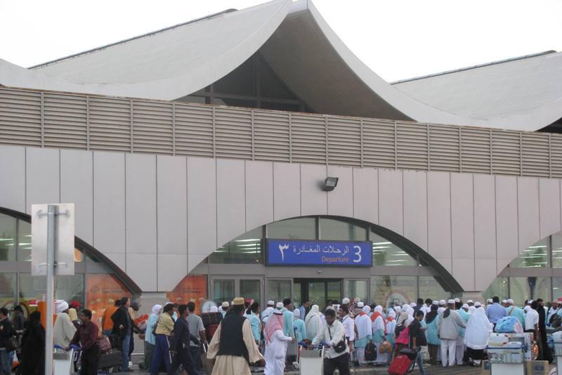 Bawa Peluru, Jemaah Umrah Indonesia Ditahan di Jeddah