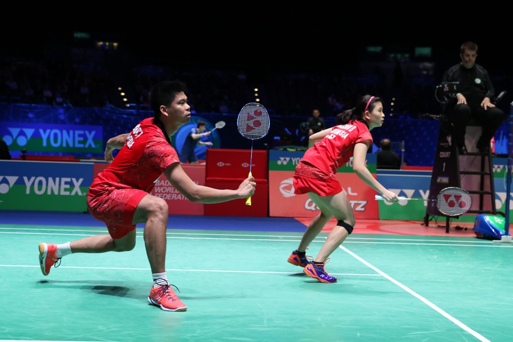 Ganda Campuran Kedua Indonesia di Asian Games Masih Misteri