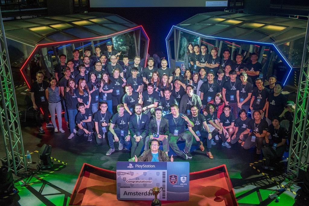 Indonesia Juara Kompetisi FIFA 18 Playstation League Asia