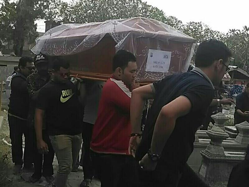 Korban Bom Surabaya asal Solo Dimakamkan