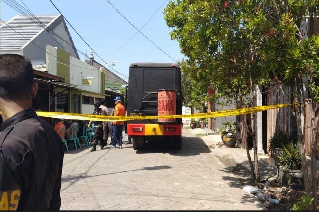 Bahan Peledak Ditemukan di Rumah Pelaku Peledakan Bom