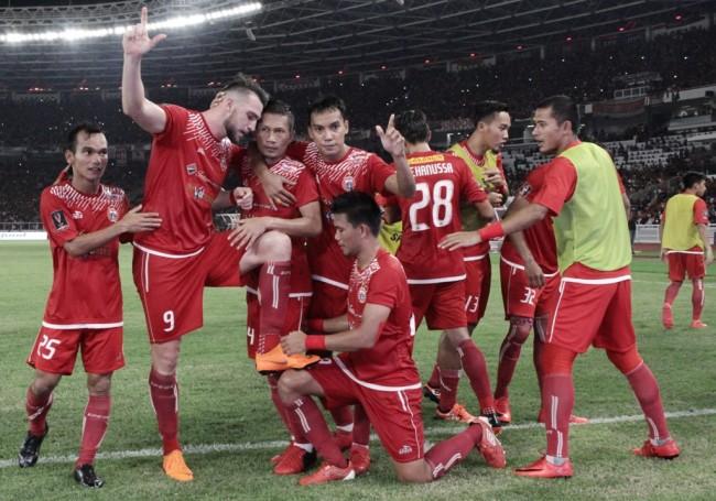 Susunan Pemain Persija Jakarta vs Home United