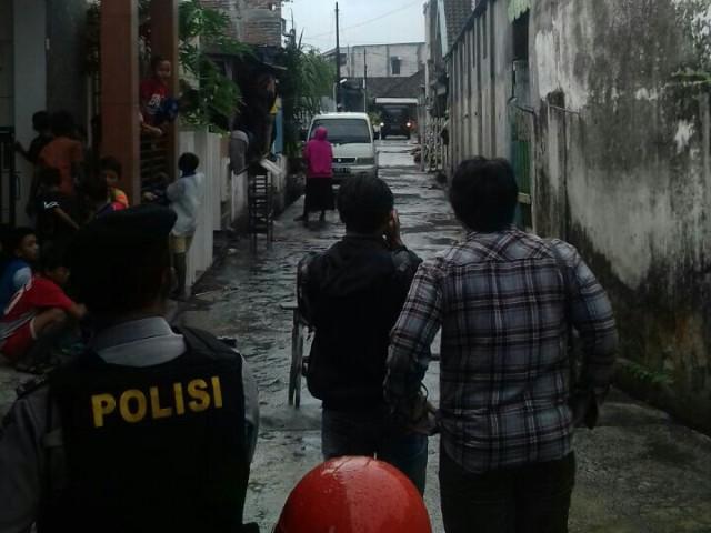 Polisi Kembali Tangkap Terduga Teroris di Malang