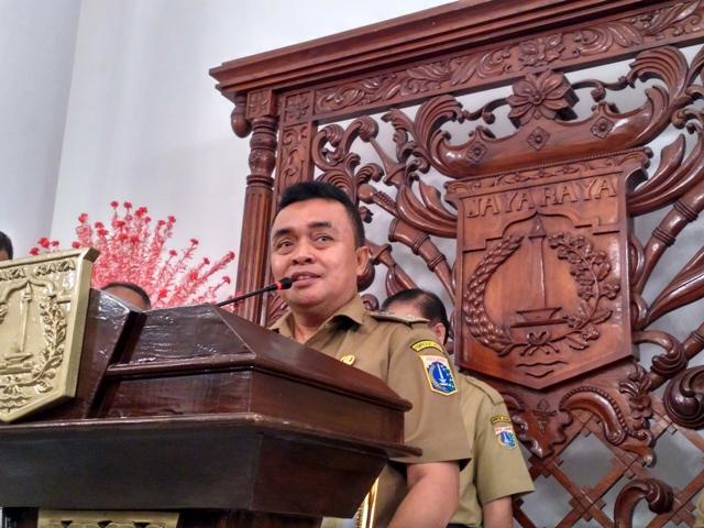 Lurah Kramat Jati jadi Penyelamat Aset Jakarta