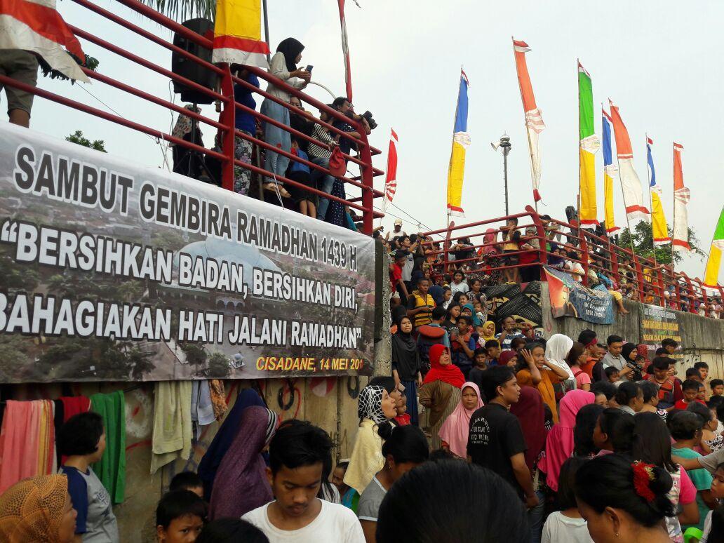 Mandi Merang, Ritual Jelang Ramadan Warga Tangerang