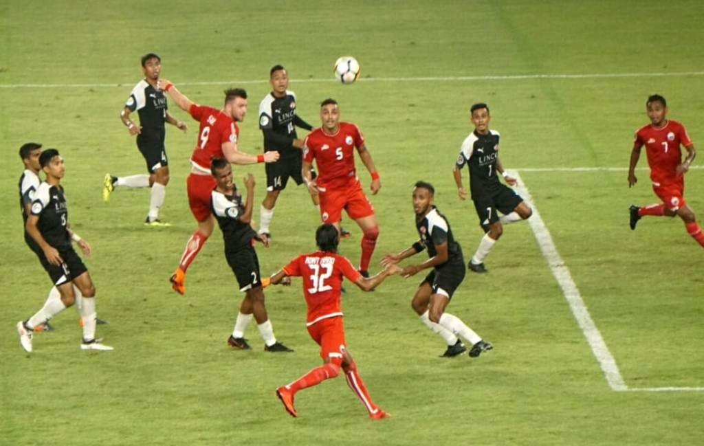 Diwarnai Kontroversi, Persija Tersingkir dari Piala AFC