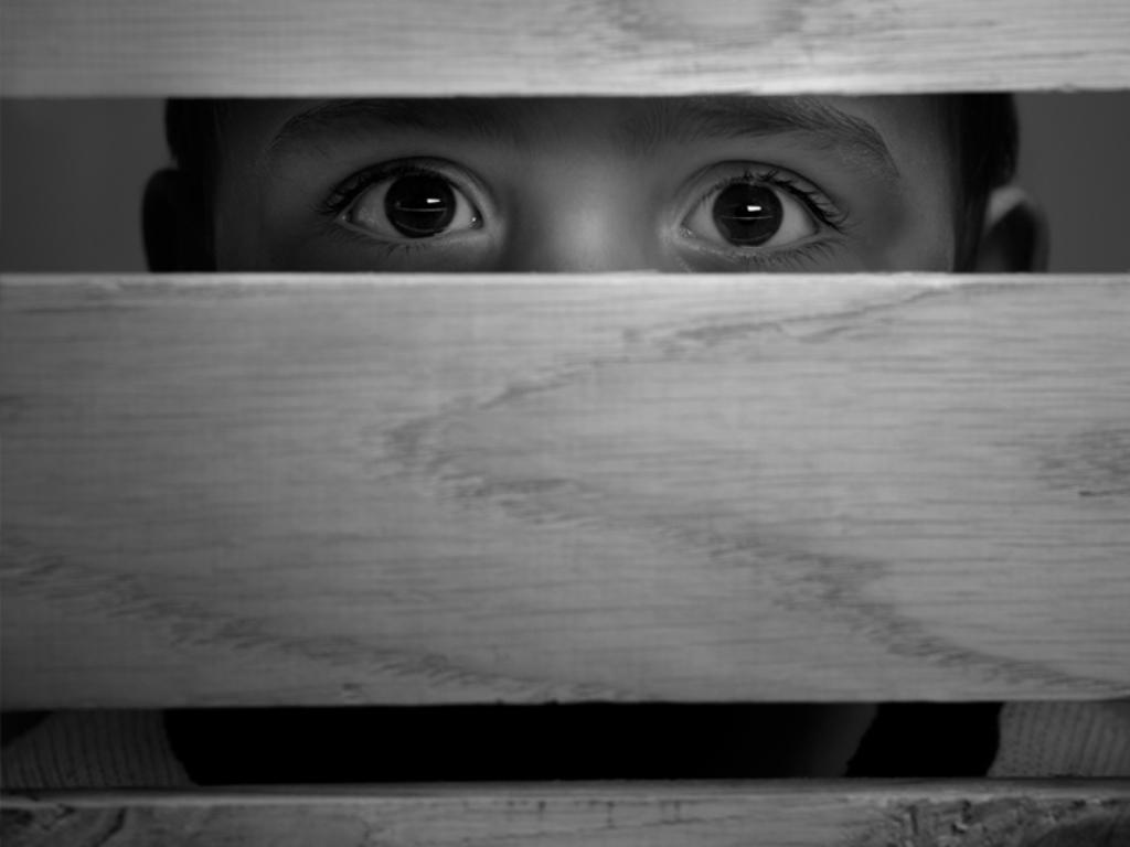 Bocah di Balik Gorden Rumah Terduga Teroris