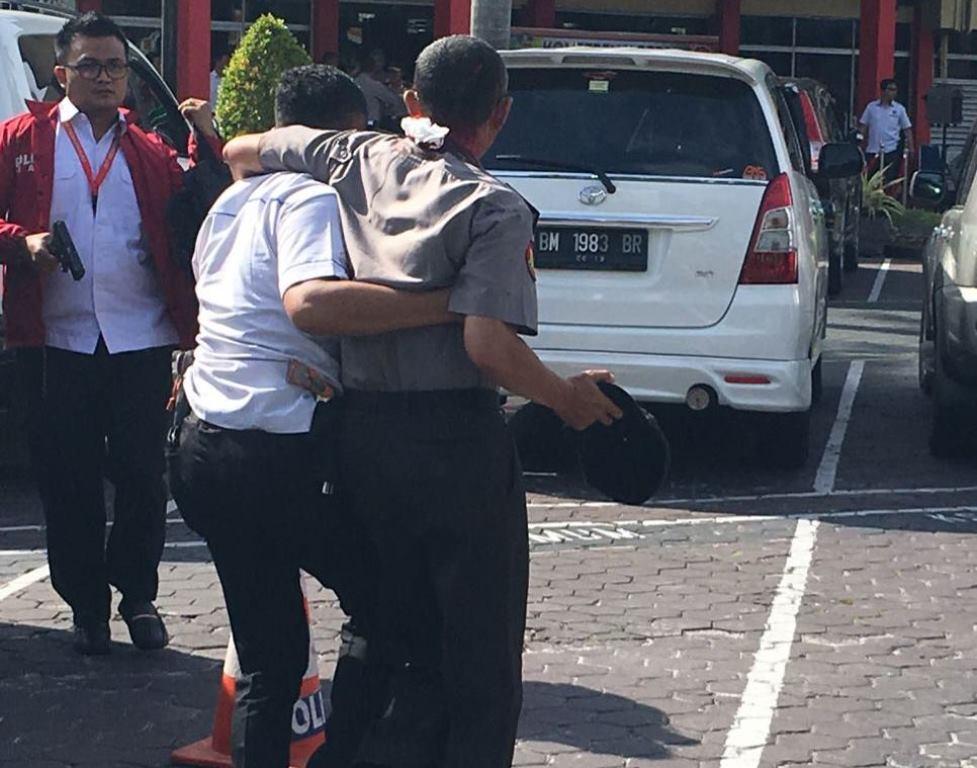 Satu Anggota Polda Riau Gugur Diserang Terduga Teroris