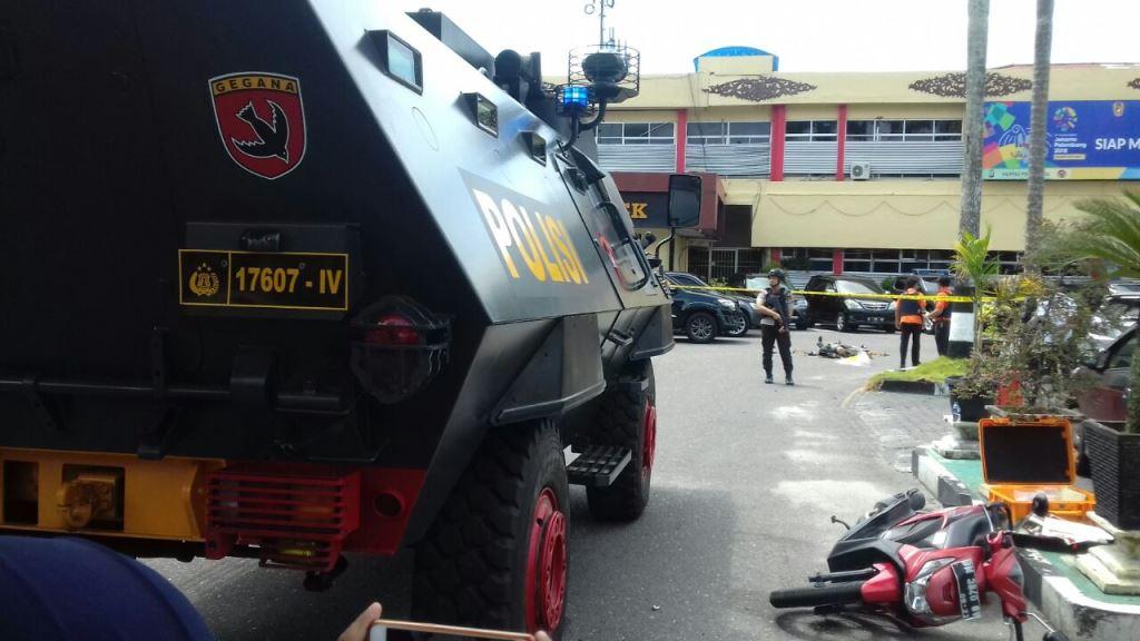 Korban Penyerangan Mapolda Riau Bertambah