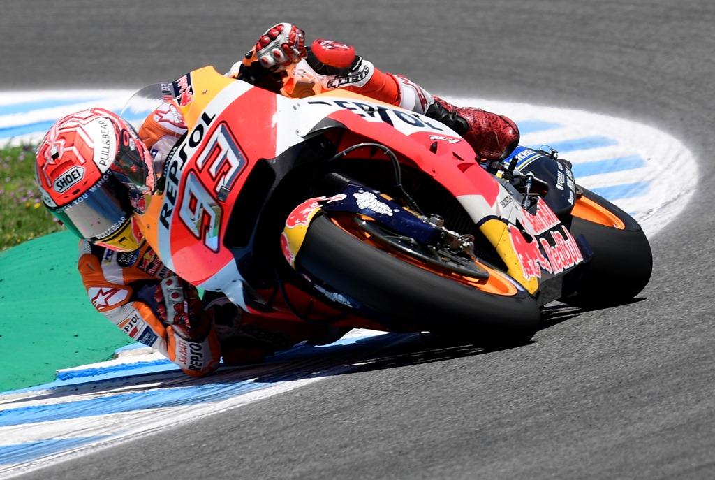 Marquez Percaya Diri Menatap MotoGP Prancis