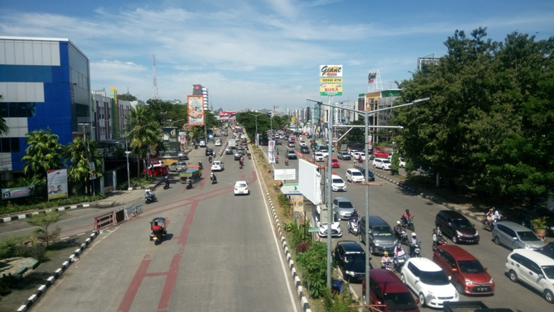 Pembangunan Jalan Tol Layang Makassar Dimulai