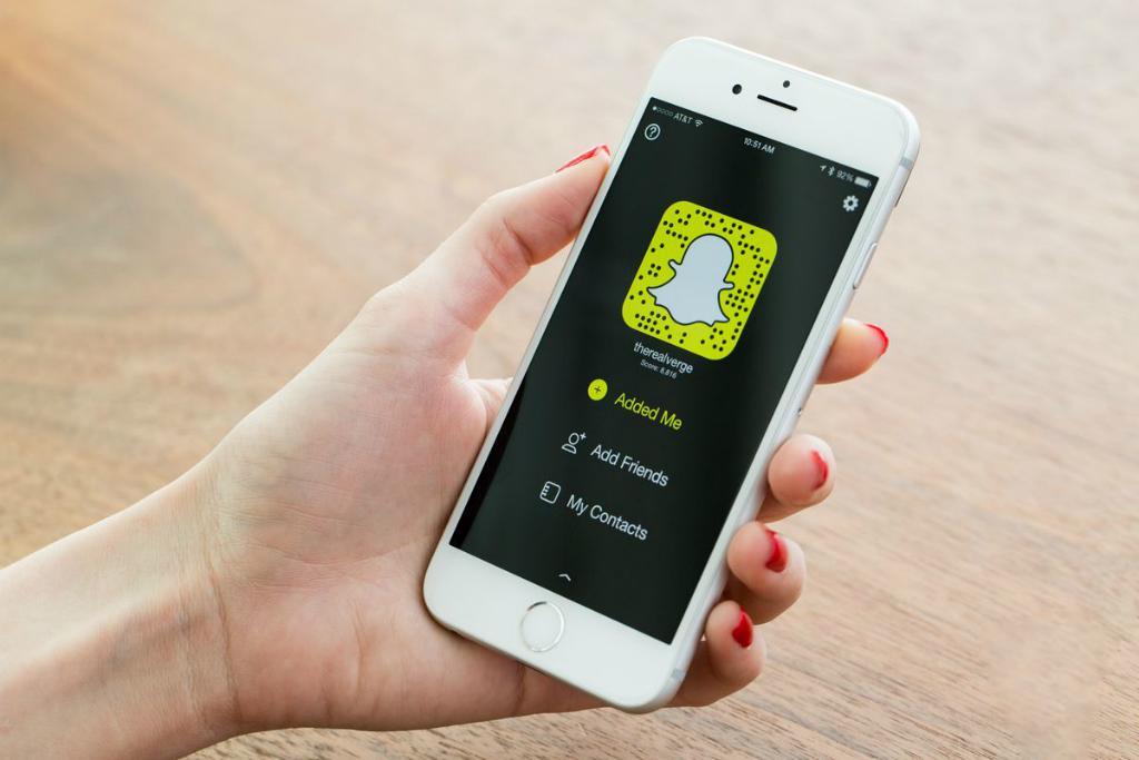 Snapchat Mulai Tampilkan Iklan 6 Detik