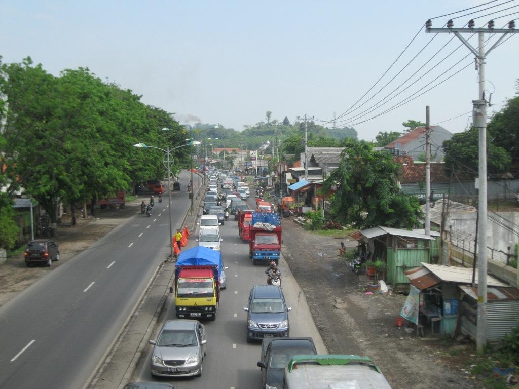 Titik Macet Arus Mudik Diprediksi Pindah ke Semarang