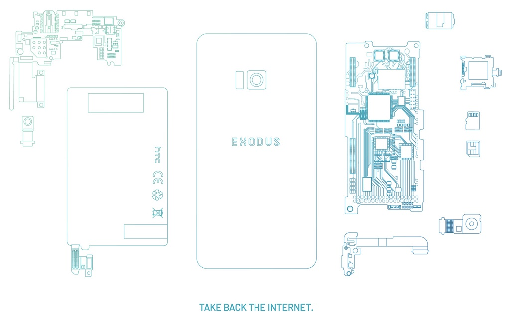 HTC Siapkan Smartphone Berbasis Blockchain