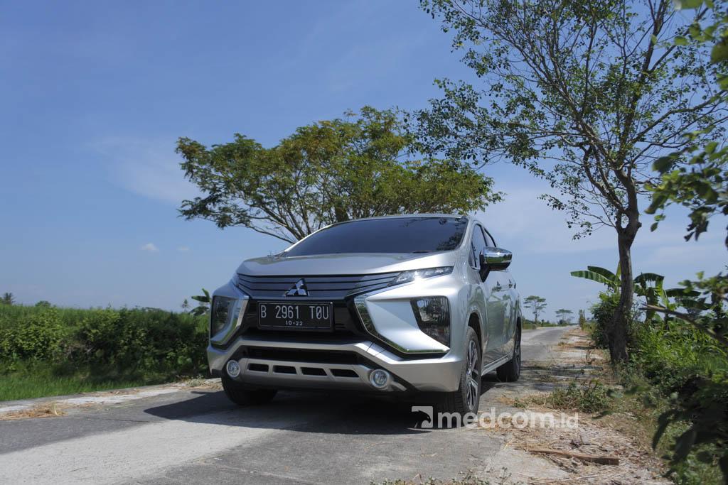 Jajal Mitsubishi Xpander, Tetap Nyaman dengan Beban Penuh