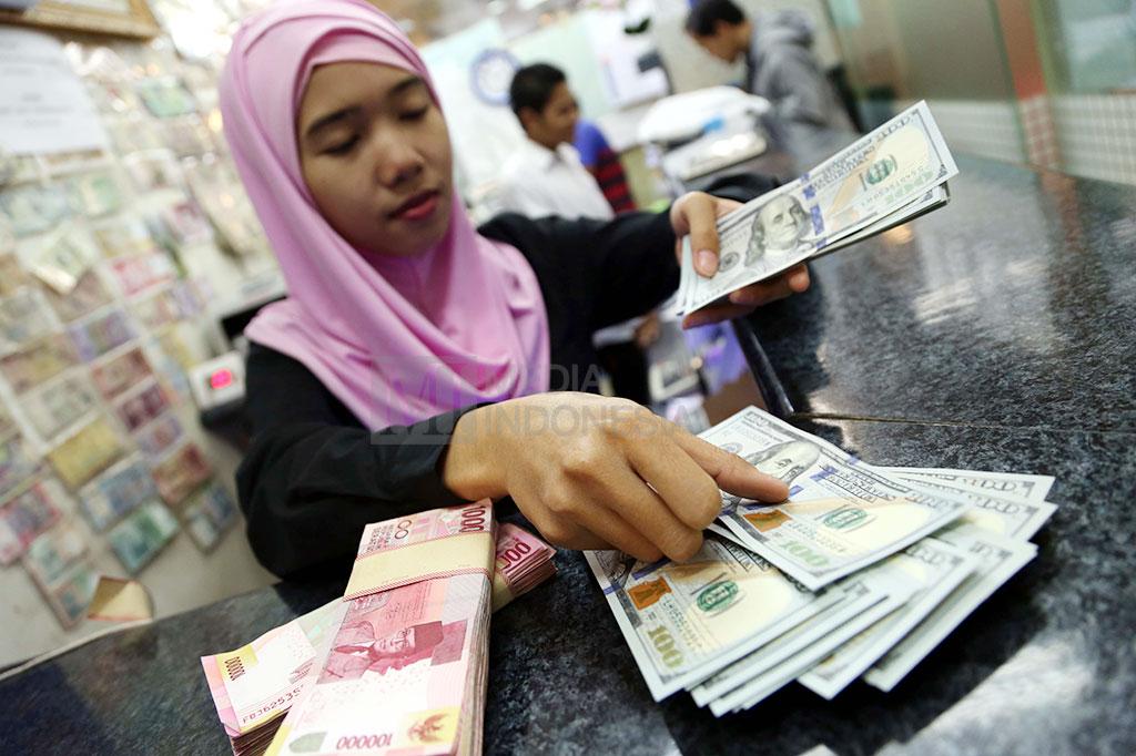 Ekonom: Volatilitas Rupiah Bersifat Temporer