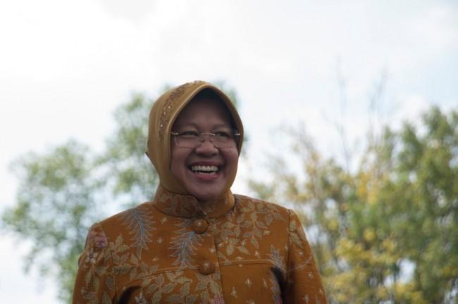 Cara Risma Deteksi Dini Teroris di Surabaya