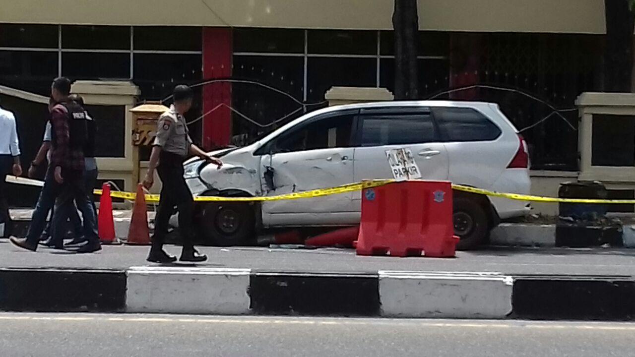 Dua Terduga Teroris Ditangkap di Pekanbaru