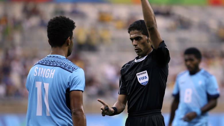 Terlibat Pengaturan Skor, Wasit Arab Saudi Batal Pimpin Laga di Piala Dunia