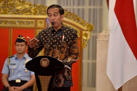Jokowi: Indonesia Aman