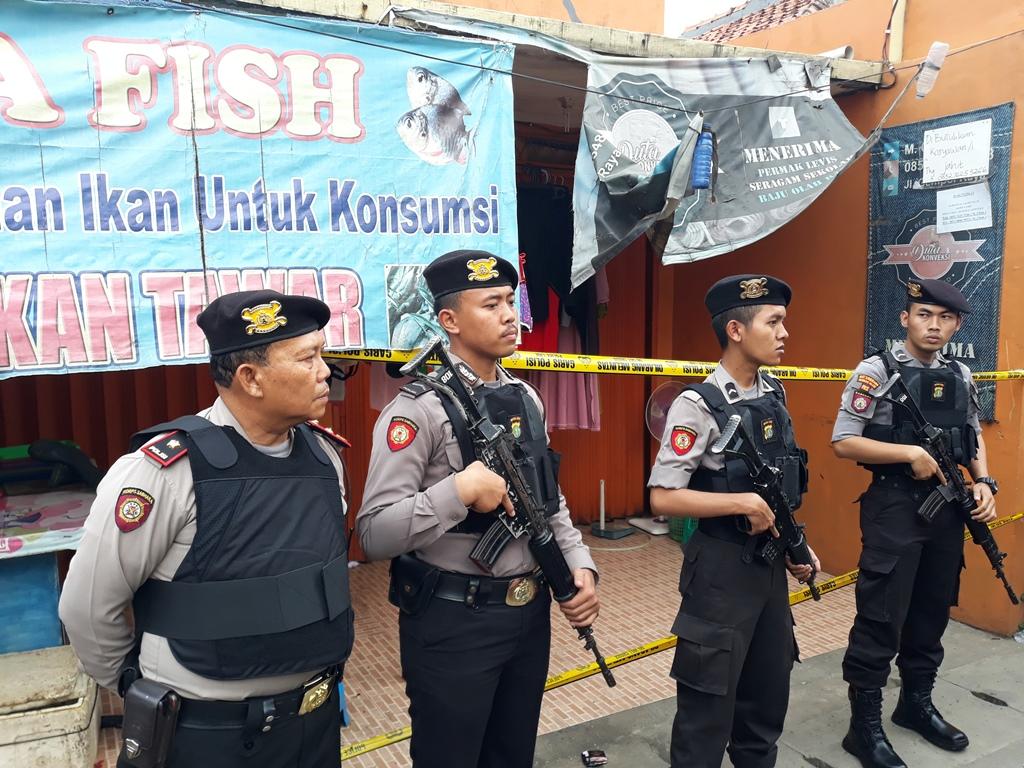 Terduga Teroris di Tangerang Berprofesi Penjahit