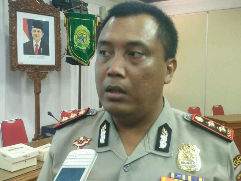 Polisi di Bantul Dibekali Rompi Antipeluru