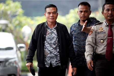 Harta Bupati Bengkulu Selatan Mencapai Rp2 Miliar