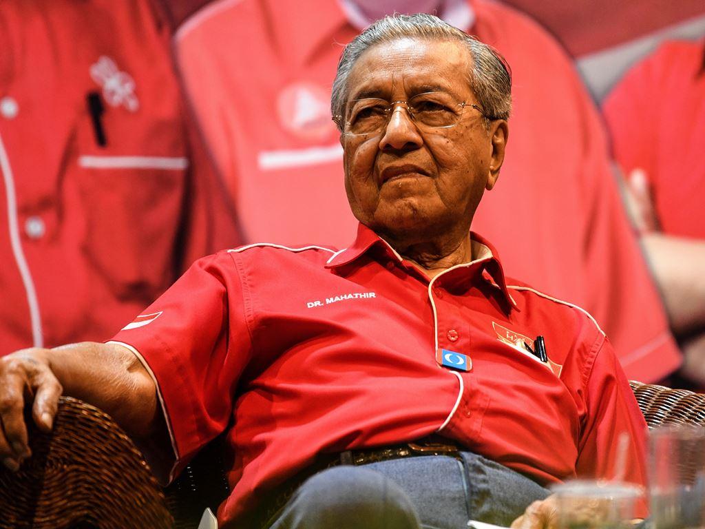 Mahathir: Pemerintah Malaysia akan Bayar Utang 1MDB yang Dijamin