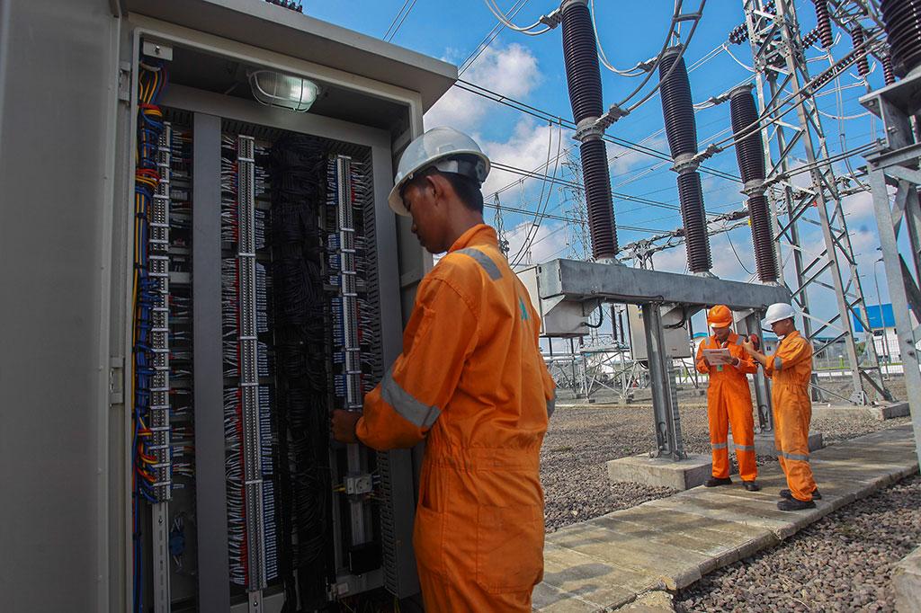 PLN Operasionalkan 19 Gardu Induk dan Transmisi