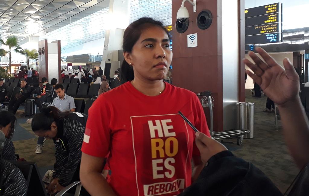 Nitya Asah <i>Feeling</i> Jelang Tampil di Uber Cup