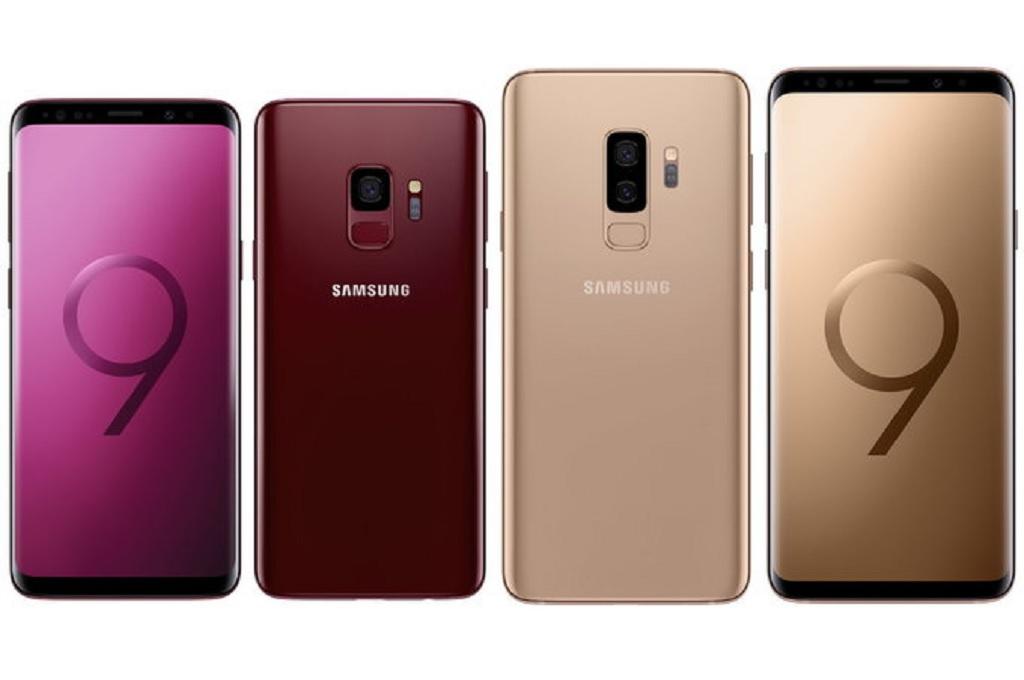 Ini Dua Warna Baru Samsung Galaxy S9 dan Galaxy S9+