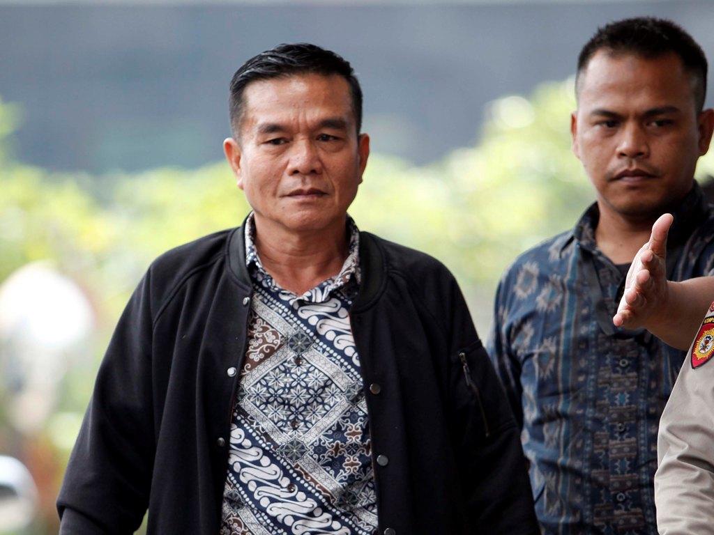 Bupati Bengkulu Selatan Diduga Sering Menerima Suap